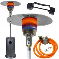 Gáz teraszfűtő 14 kW Maltec GH145