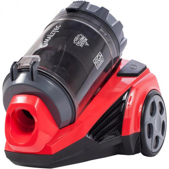 Porszívó TURBO CYCLONE 800W 10az1-ben MalTec 3L 10822 - piros