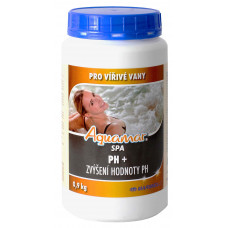 Aquamar Spa ph+ 0,9 kg Előnézet