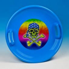 Inlea4Fun szánkó tányér 60 cm - Kék Előnézet