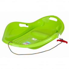 Inlea4Fun Komfort szánkó - Zöld Előnézet