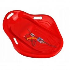 Inlea4Fun Komfort szánkó - Piros Előnézet