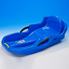 Inlea4Fun Speed Bob szánkó fékekkel - Kék Előnézet