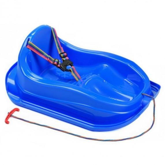 Inlea4Fun ergonomikus szánkó MAJA - Kék