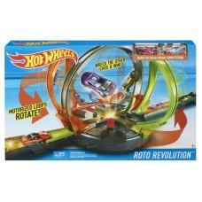 Mattel Hot Wheels Roto Revolution pályaszett Előnézet