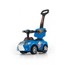 Milly Mally Kid 2az1-ben gyermekjármű - kék Előnézet