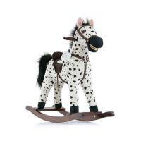Hintaló Milly Mally Mustang fekete-fehér foltos