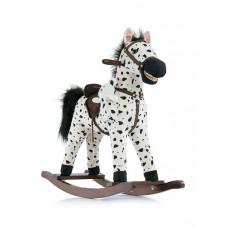 Hintaló Milly Mally Mustang fekete-fehér foltos Előnézet