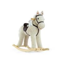 Hintaló Milly Mally Pony bézs