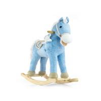 Hintaló Milly Mally Pony kék