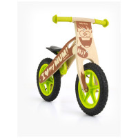 "Milly Mally King fa futóbicikli 12"" - Boy"