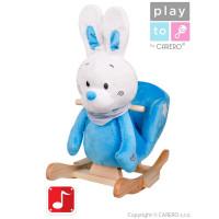Hintafotel PLAY TO - Nyuszi kék