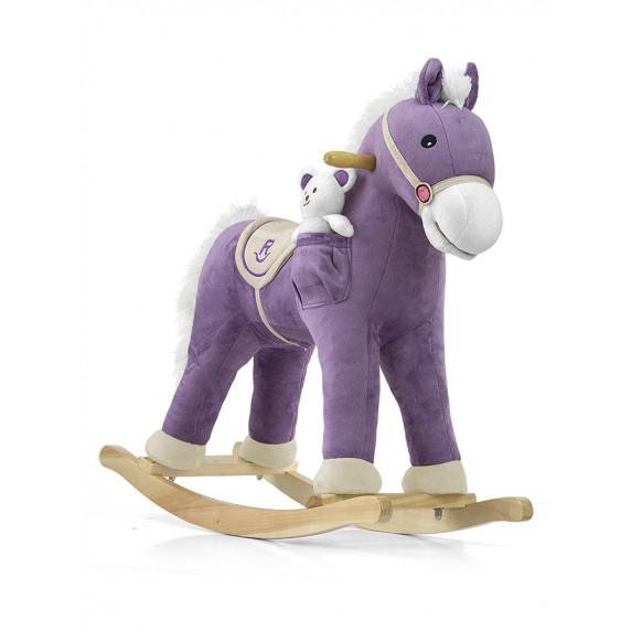 Hintaló Milly Mally Pony lila