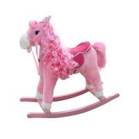 Hintaló Milly Mally Princess Pink