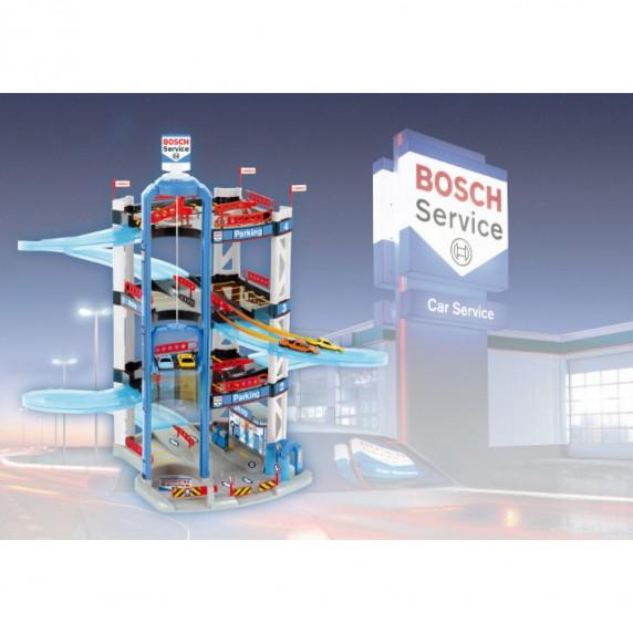 Többszintes autógarázs Klein Bosch - 4 emelet