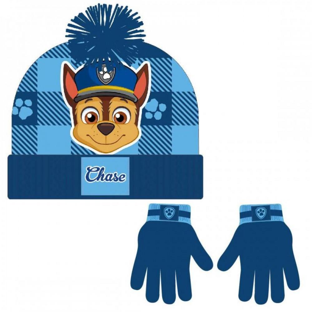 d702154c72 Mancs őrjárat téli szett - sapka + kesztyű | Gyerek ruházat | Inlea ...