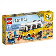 LEGO Creator - Napsugár szörfös furgon Előnézet