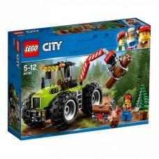LEGO City - Erdei traktor 60181 Előnézet
