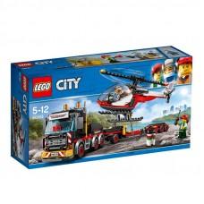 LEGO City - Nehéz rakomány szállító 60183 Előnézet