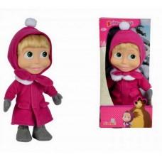 Mása és a medve – Mása baba téli ruhában 23 cm Előnézet