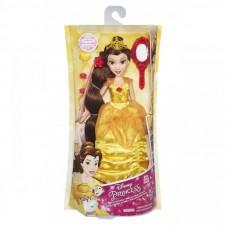 Disney Hercegnők: Fésülhető Belle baba 30 cm Előnézet