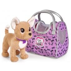 Simba Chichi Love On Tour csivava kiskutya táskával Előnézet