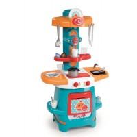 Smoby Cooky játékkonyha 18 kiegészítővel