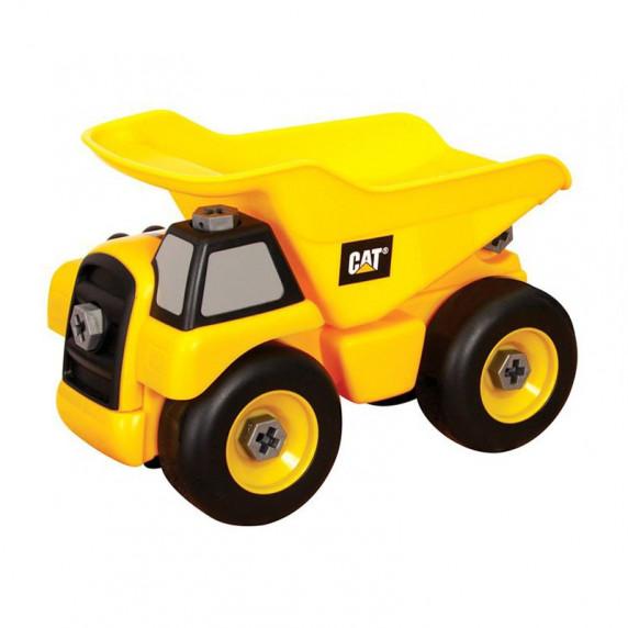 CAT Csavarozható teherautó 39 cm