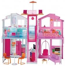 Mattel Barbie - Három szintes villa  Előnézet