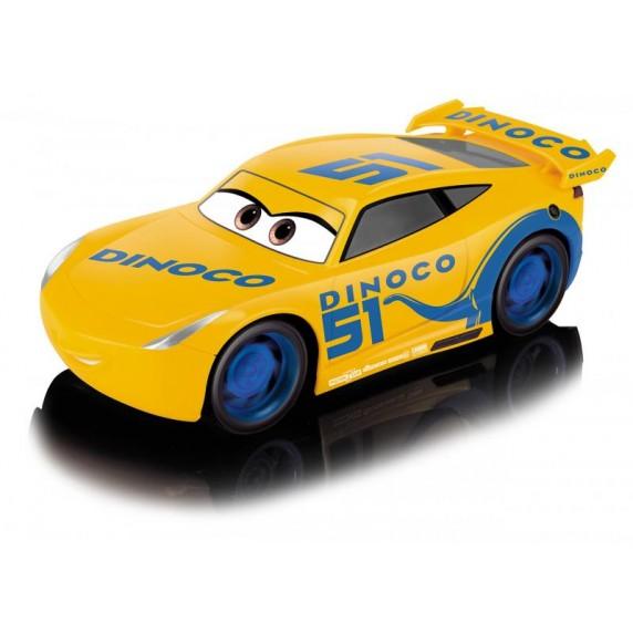Dickie Toys RC Verdák 3 Turbo Racer Cruz Ramirez 1:24 (3084004)