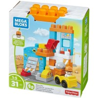 Mega Bloks - Pörgő - forgó építkezés játékszett