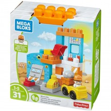 Mega Bloks - Pörgő - forgó építkezés játékszett Előnézet