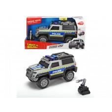 Dickie Rendőrdégi SUV autó Előnézet