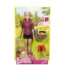 Mattel Barbie - Barbie a tábortűz mellett - szőke Előnézet