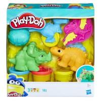 Play - Doh Dínós gyurmaszett