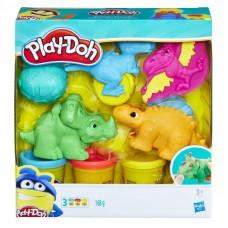 Play - Doh Dínós gyurmaszett Előnézet