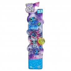Littlest Pet Shop: Kozmikus kisállatok figura szett -pónival Előnézet