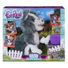 FurReal Friends - Ricky interaktív plüss kutyus Előnézet