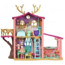 Mattel Enchantimals: Otthonos házikó játékszett Előnézet