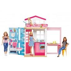 Mattel Barbie - Kétszintes Barbie ház  Előnézet