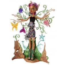 Monster High: Rémségek A Kertben - Treesa Thornwillow Baba 37 cm Előnézet