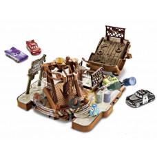 Mattel Verdák 3: Átalakuló járgánypálya - Matuka Előnézet