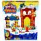 Play-Doh: Town - Tűzoltó állomás gyurmakészlet