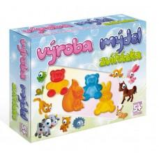 Kreatív szappan készlet - Állatkák Előnézet