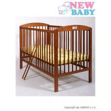 NEW BABY Juliet - teak babaágy Előnézet