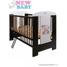 NEW BABY Camilla - dió kiságy Előnézet