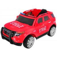 SUV Lengyel tűzoltóság elektromos kisautó