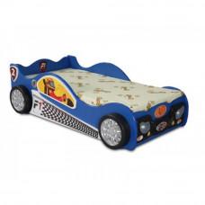Inlea4Fun gyerekágy Monza Mini - Kék Előnézet
