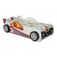 Inlea4Fun gyerekágy Monza Mini - Fehér