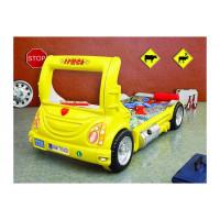 Inlea4Fun gyerekágy Kamion  - Sárga